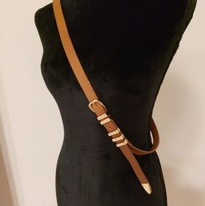 Accessories - NWOT Plus Size Brown Belt